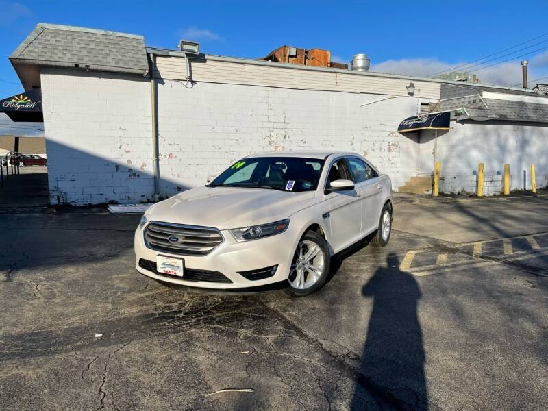 2014 Ford Taurus for sale at Santa Motors Inc in Rochester NY