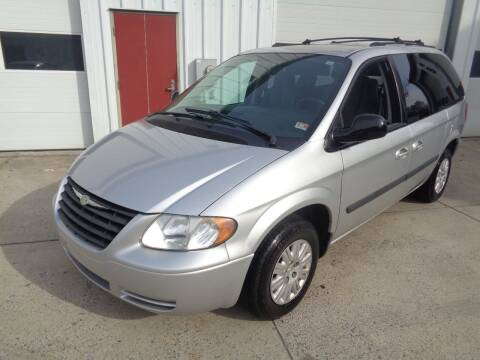 2005 Chrysler Town and Country for sale at Lewin Yount Auto Sales in Winchester VA