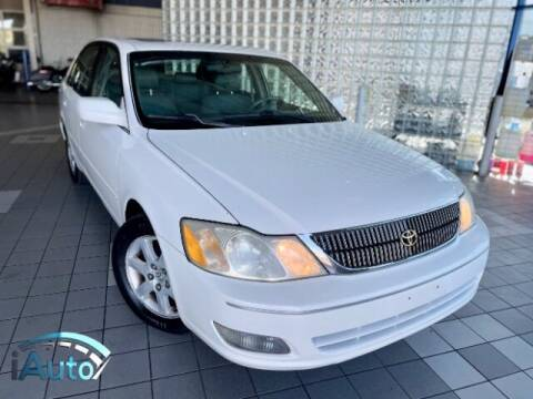 2000 Toyota Avalon for sale at iAuto in Cincinnati OH