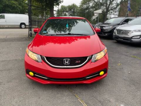 2015 Honda Civic for sale at Welcome Motors LLC in Haverhill MA