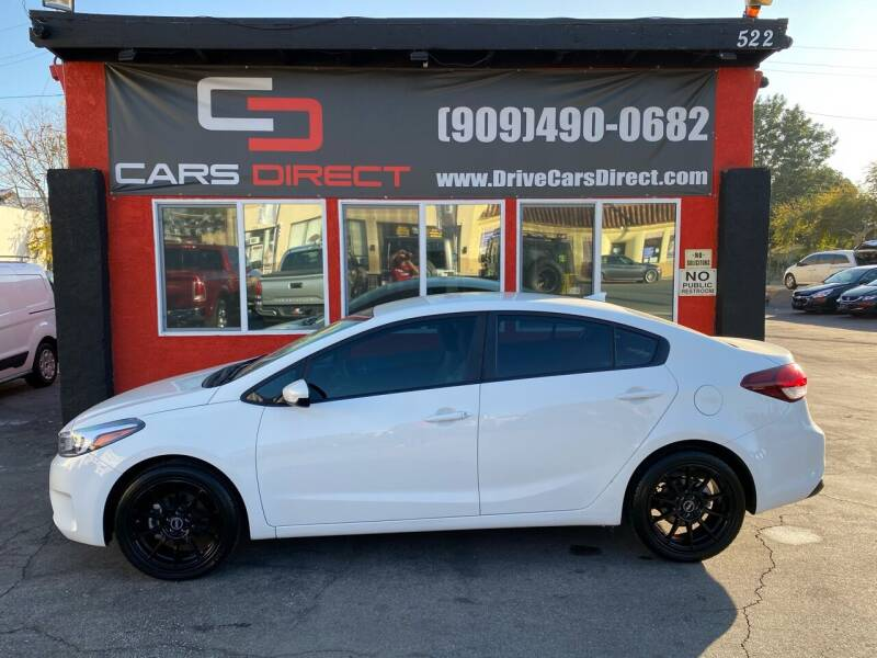 2017 Kia Forte for sale at Cars Direct in Ontario CA