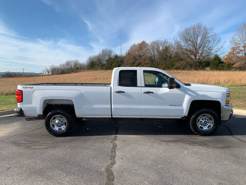 2015 Chevrolet Silverado 2500HD for sale at V Automotive in Harrison AR