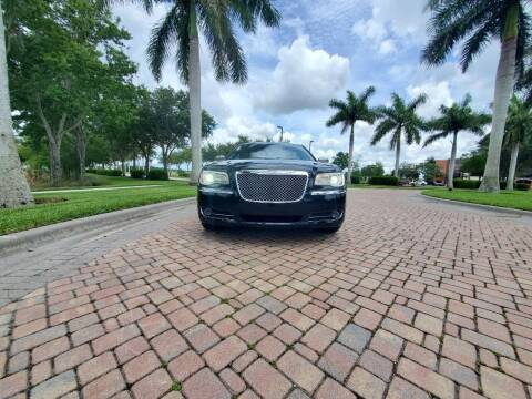 2011 Chrysler 300 for sale at World Champions Auto Inc in Cape Coral FL