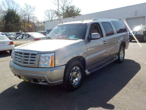 2003 Cadillac Escalade ESV for sale at United Auto Land in Woodbury NJ