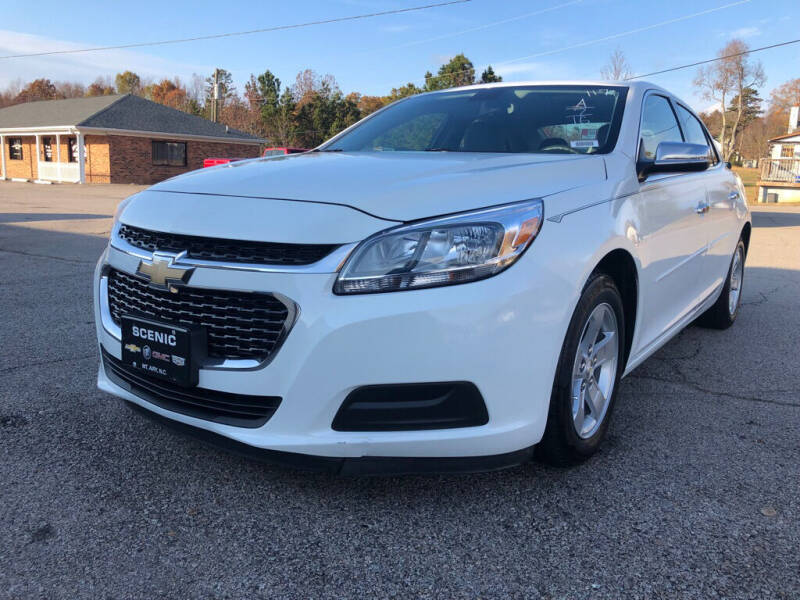 2016 Chevrolet Malibu Limited for sale at Doug's Auto Sales in Danville VA