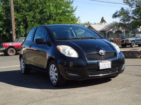 2011 Toyota Yaris for sale at Moon Auto Sales in Sacramento CA