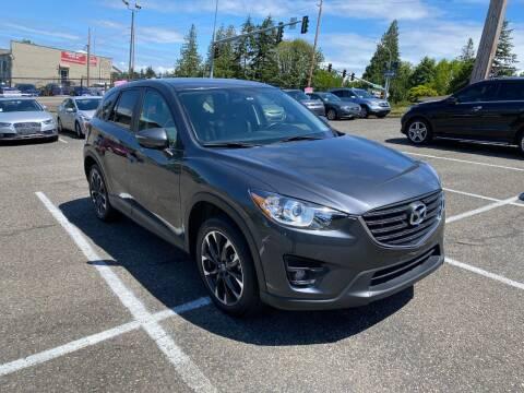 2016 Mazda CX-5 for sale at KARMA AUTO SALES in Federal Way WA