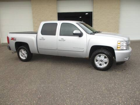 2013 Chevrolet Silverado 1500 for sale at Route 65 Sales & Classics LLC in Ham Lake MN