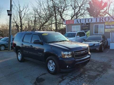 2009 Chevrolet Tahoe for sale at Auto Tronix in Lexington KY