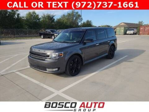 2018 Ford Flex for sale at Bosco Auto Group in Flower Mound TX