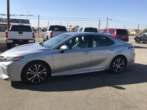 2019 Toyota Camry for sale at First Choice Auto Sales in Bakersfield CA