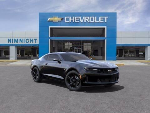 2021 Chevrolet Camaro for sale at WinWithCraig.com in Jacksonville FL