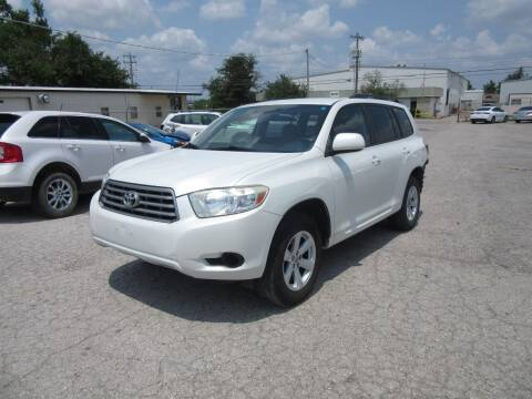 2008 Toyota Highlander for sale at Grays Used Cars in Oklahoma City OK