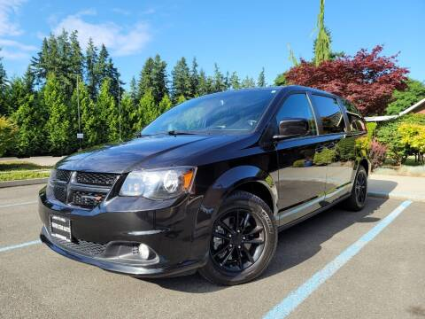2019 Dodge Grand Caravan for sale at Silver Star Auto in Lynnwood WA