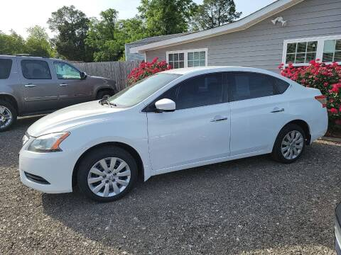 2014 Nissan Sentra for sale at Dick Smith Auto Sales in Augusta GA