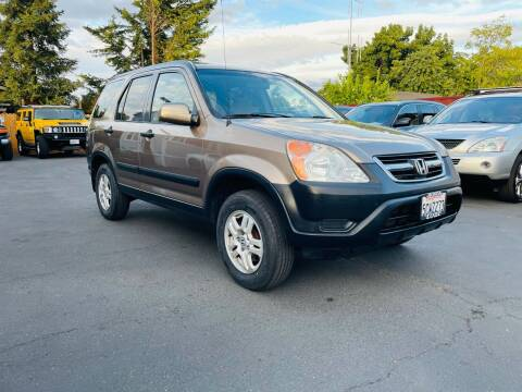 2003 Honda CR-V for sale at Ronnie Motors LLC in San Jose CA