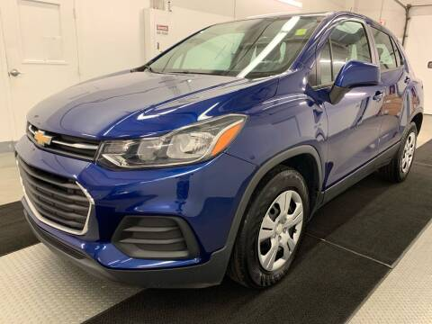 2017 Chevrolet Trax for sale at TOWNE AUTO BROKERS in Virginia Beach VA