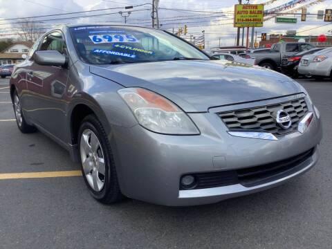 2008 Nissan Altima for sale at Active Auto Sales in Hatboro PA