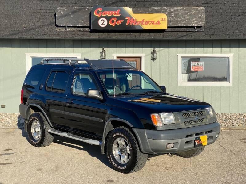 2000 Nissan Xterra for sale at Good 2 Go Motors LLC in Adrian MI