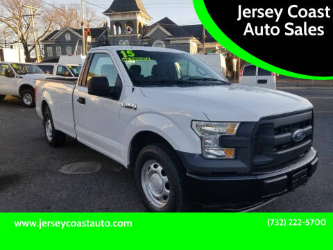 2015 Ford F-150 for sale at Jersey Coast Auto Sales in Long Branch NJ