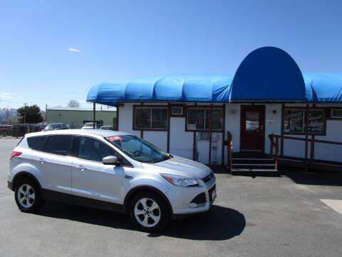 2015 Ford Escape for sale at Jim's Cars by Priced-Rite Auto Sales in Missoula MT