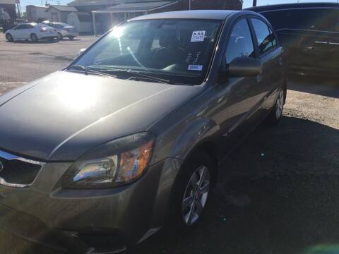 2011 Kia Rio for sale at Drive Today Auto Sales in Mount Sterling KY
