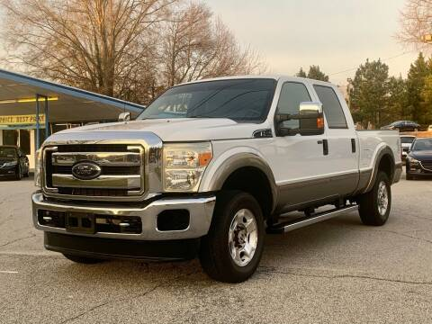 2011 Ford F-250 Super Duty for sale at GR Motor Company in Garner NC