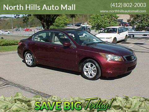 2009 Honda Accord for sale at North Hills Auto Mall in Pittsburgh PA