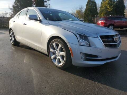 2016 Cadillac ATS for sale at Newcombs Auto Sales in Auburn Hills MI
