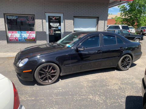 2009 Mercedes-Benz E-Class for sale at Townline Motors in Cortland NY