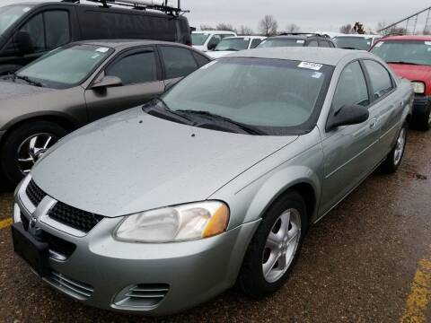 2005 Dodge Stratus for sale at Affordable 4 All Auto Sales in Elk River MN