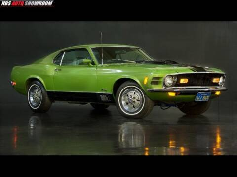 1970 Ford Mustang for sale at NBS Auto Showroom in Milpitas CA