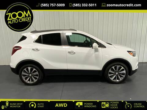 2018 Buick Encore for sale at ZoomAutoCredit.com in Elba NY