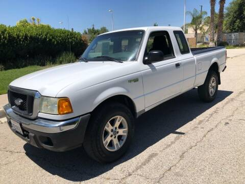 2004 Ford Ranger for sale at C & C Auto Sales in Colton CA