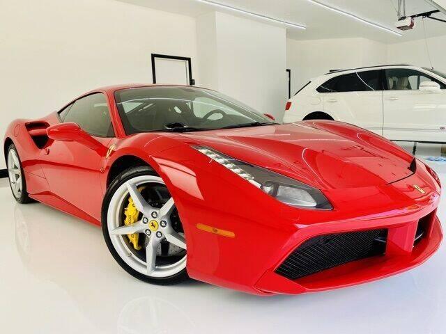 2019 Ferrari 488 GTB for sale in Dallas, TX
