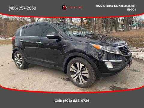 2011 Kia Sportage for sale at Auto Solutions in Kalispell MT