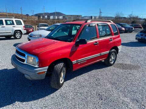 2004 Chevrolet Tracker for sale at Bailey's Auto Sales in Cloverdale VA