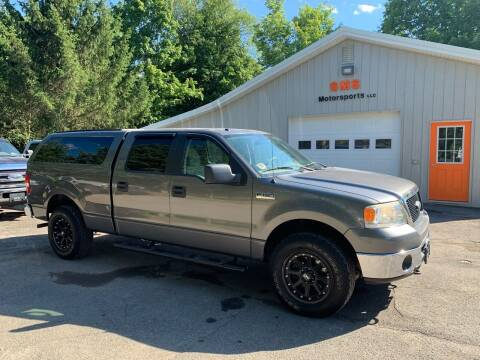 2007 Ford F-150 for sale at SMS Motorsports LLC in Cortland NY