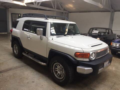 2009 Toyota FJ Cruiser for sale at Milpas Motors Auto Gallery in Ventura CA