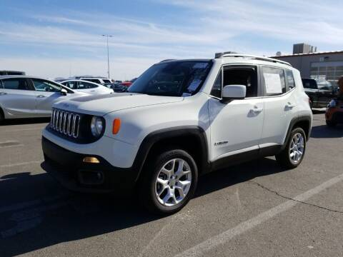2015 Jeep Renegade for sale at A.I. Monroe Auto Sales in Bountiful UT