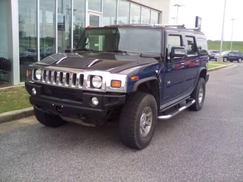 2007 HUMMER H2 for sale at JOE BULLARD USED CARS in Mobile AL