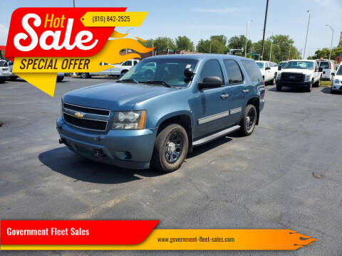 2010 Chevrolet Tahoe for sale at Government Fleet Sales in Kansas City MO