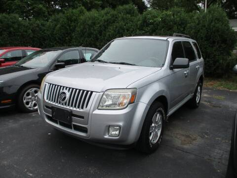 2010 Mercury Mariner for sale at SPRINGFIELD AUTO SALES in Springfield WI
