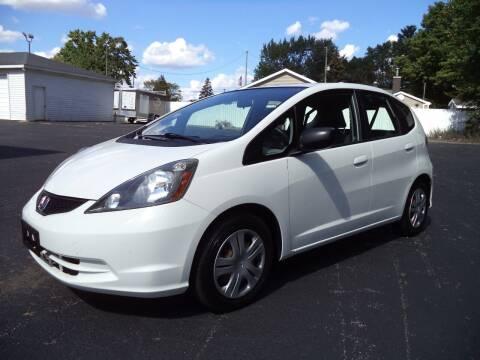 2010 Honda Fit for sale at Niewiek Auto Sales in Grand Rapids MI