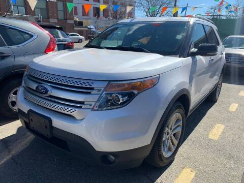 2011 Ford Explorer for sale at Metro Auto Sales in Lawrence MA