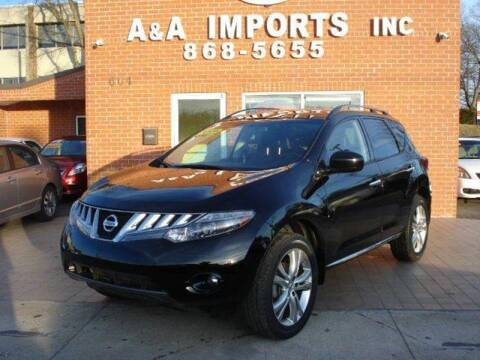 2010 Nissan Murano for sale at A & A IMPORTS OF TN in Madison TN