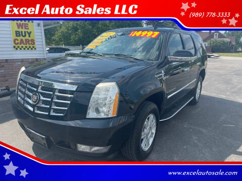 2007 Cadillac Escalade for sale at Excel Auto Sales LLC in Kawkawlin MI