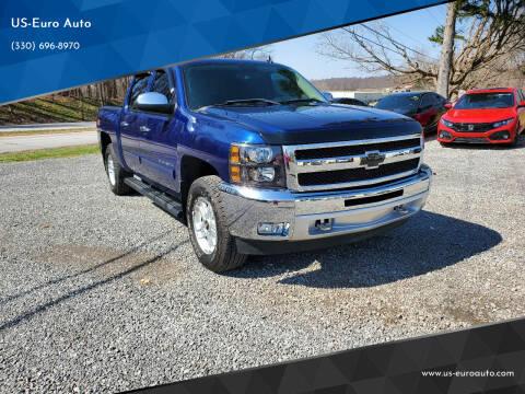 2012 Chevrolet Silverado 1500 for sale at US-Euro Auto in Burton OH