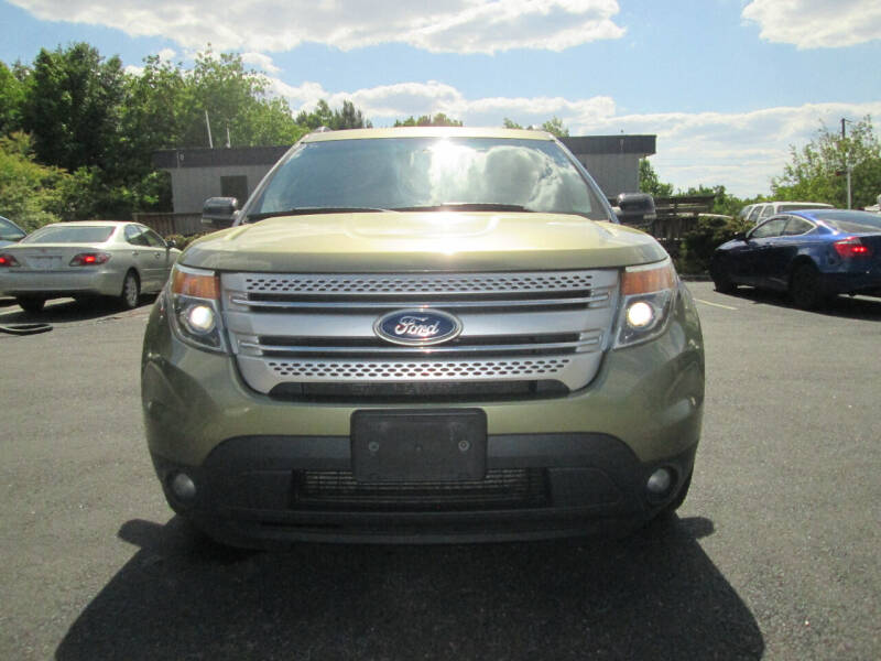 2012 Ford Explorer for sale at Olde Mill Motors in Angier NC