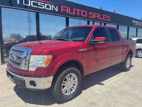 2010 Ford F-150 for sale at Tucson Auto Sales in Tucson AZ
